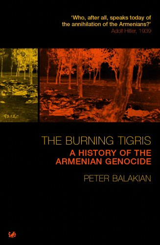 9780712667616: The Burning Tigris