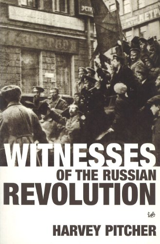 9780712667753: Witnesses Of The Russian Revolution