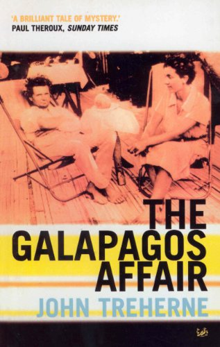 9780712668231: The Galapagos Affair (Pimlico)