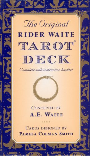 9780712670579: The Original Rider Waite Tarot Deck