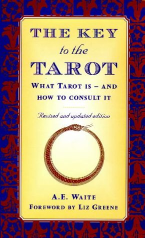 9780712670623: The Key To The Tarot: What Tarot Is - And How To Consult It