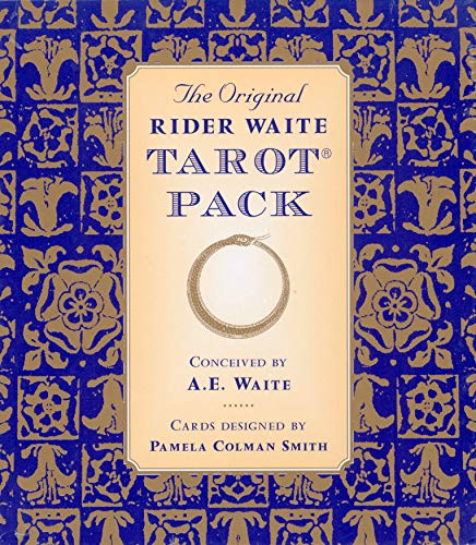9780712670678: The Original Rider Waite Tarot Pack