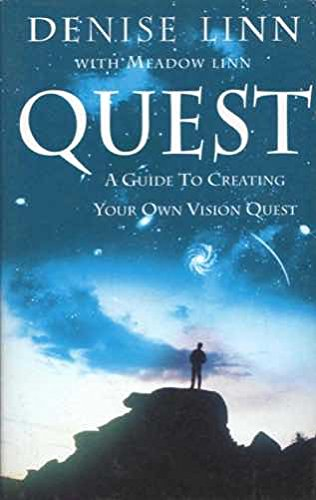 9780712670715: Quest: A Guide for Creating Your Own Vision Quest