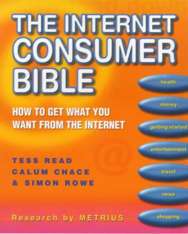 9780712671972: The Internet Consumer Bible
