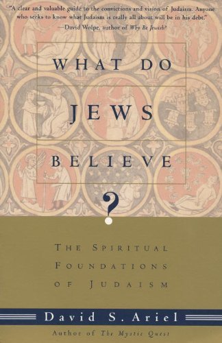 9780712672962: What Do Jews Believe?: The Spiritual Foundations of Judaism