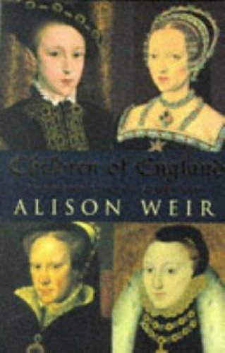 9780712673198: The Children of England: Heirs of King Henry VIII