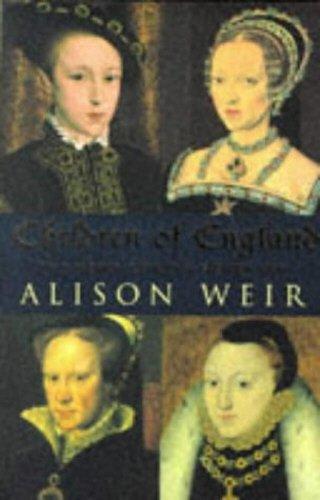 9780712673198: Children of England