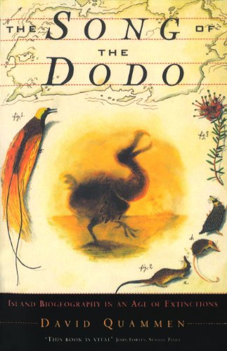 9780712673334: The Song Of The Dodo: Island Biogeography in an Age of Extinctions