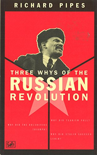 9780712673624: Three Whys of the Russian Revolution