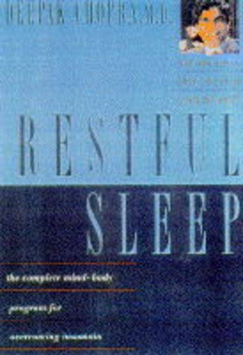 9780712674003: Restful Sleep: Complete Mind-body Programme for Overcoming Insomnia (Perfect Health Library)