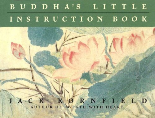 9780712674362: Buddha's Little Instruction Book
