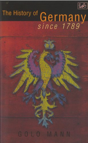 9780712674409: History of Germany Since 1789 (Pimlico)