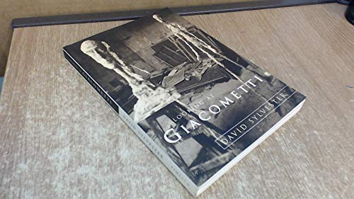 9780712674614: Looking at Giacometti [Paperback]