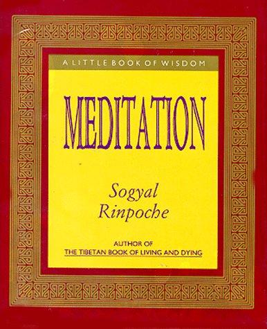 9780712674836: Meditation