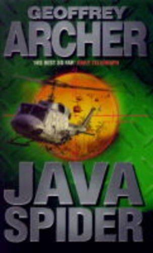 Java Spider: Archer, Geoffrey