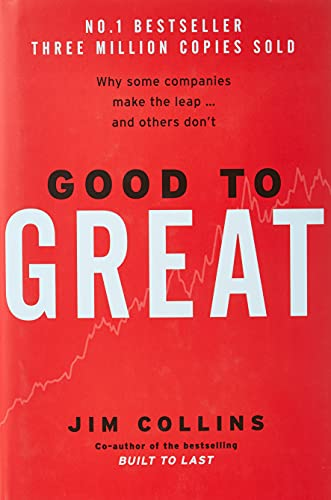 9780712676090: GOOD TO GREAT: Why Some Companies Make the Leap... and Others Don't