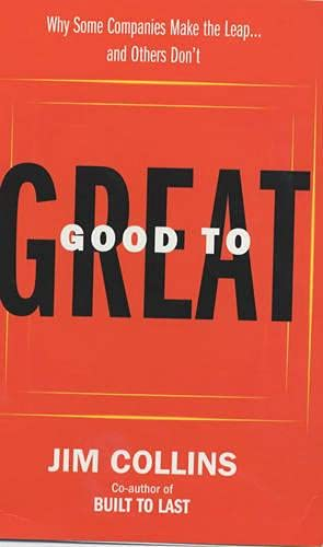 9780712676342: Good to Great: Why Some Companies Make the Leap, and Others Don't