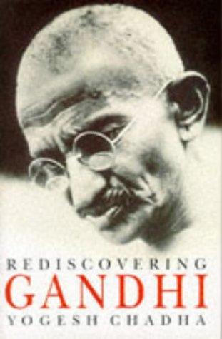9780712677318: Title: REDISCOVERING GANDHI.