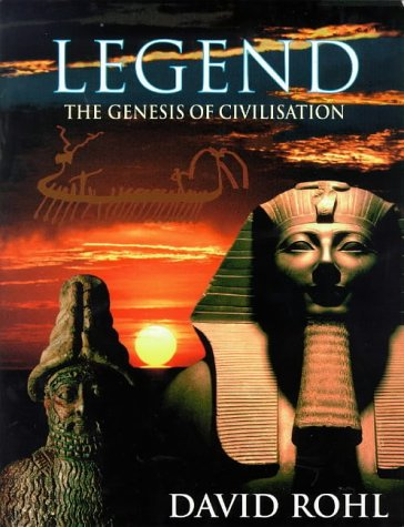 9780712677479: Legend: The Genesis of Civilisation (A test of time)