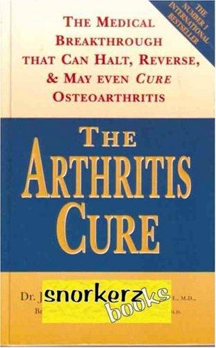 9780712678131: The Arthritis Cure