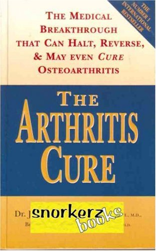 9780712678131: The Arthritis Cure