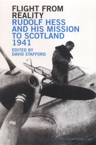 9780712680257: Flight From Reality: Rudolf Hess and his Mission to Scotland 1941