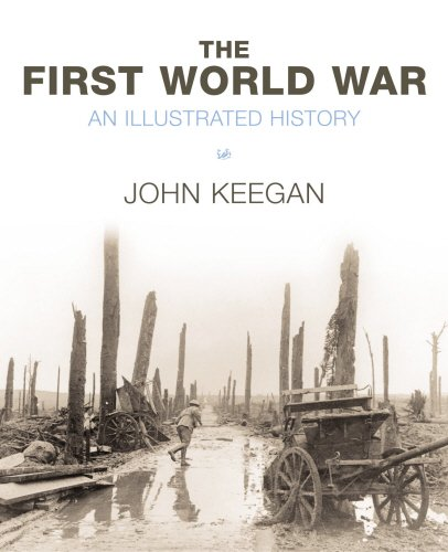 9780712680400: The First World War: Illustrated History