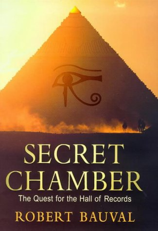 9780712680486: Secret Chamber: The Quest for the Hall of Records
