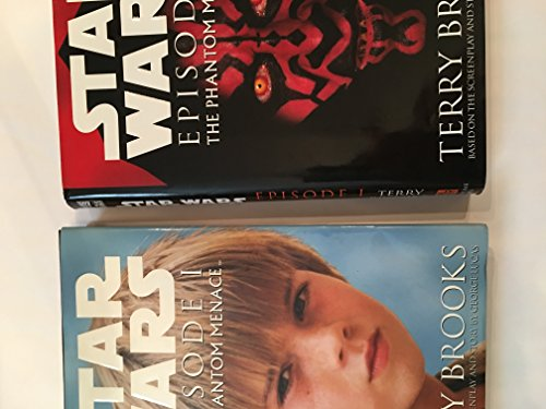 Star Wars: Episode One - The Phantom Menace: The Novel: Brooks, Terry
