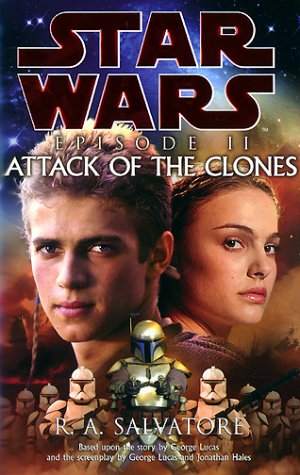 9780712684071: Star Wars: Episode II - Attack of the Clones