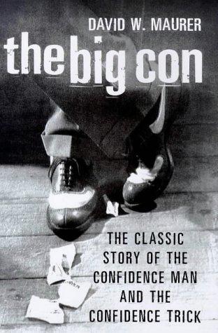 9780712684101: The Big Con