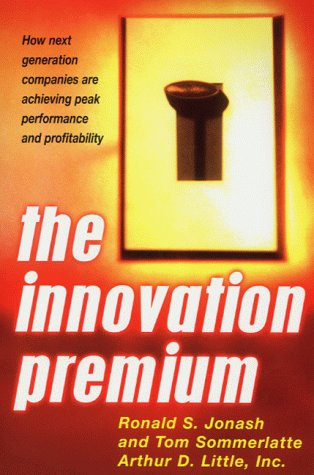 9780712684286: Innovation Premium : How Next Generation Companies Are Achieving Peak Performance and Profitability
