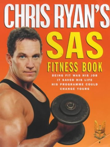 9780712684392: Chris Ryan's SAS Fitness Book