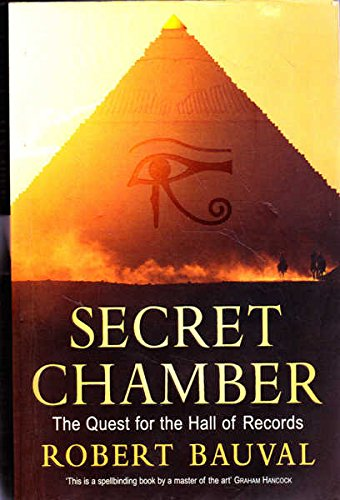 9780712684538: The Secret Chamber: The Quest for the Hall of Records