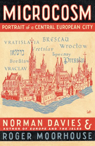 9780712693349: Microcosm: A Portrait of a Central European City