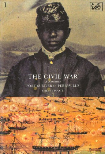 9780712698023: The Civil War: Fort Sumter to Perryville v. 1