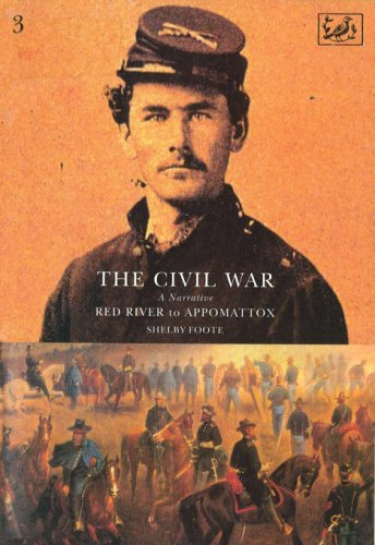 9780712698122: The Civil War Volume III: Red River to Appomattox: Red River to Appomattox v. 3