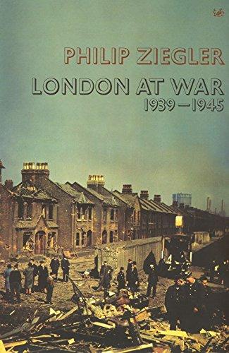 9780712698719: London at War, 1939-1945