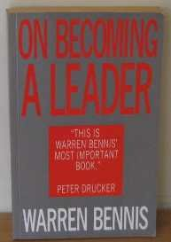 9780712698900: On Becoming a Leader