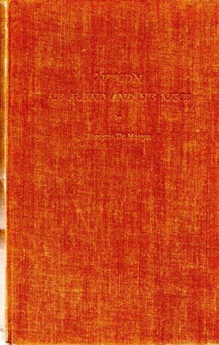 Newton: His Friend and His Niece: De Morgan, Augustus