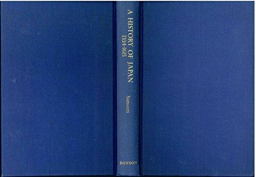 9780712908092: A History of Japan: v. 2