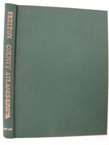 9780712908733: County Atlases of the British Isles: A Bibliography