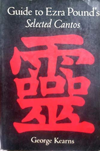 9780712910101: Guide to Ezra Pound's Selected Cantos