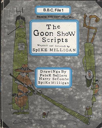 9780713000764: The Goon Show Scripts
