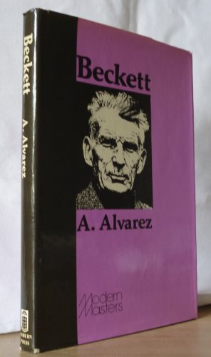 9780713001037: Beckett (Modern masters)
