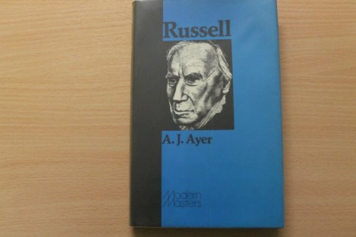 9780713001082: Russell (Modern Masters)