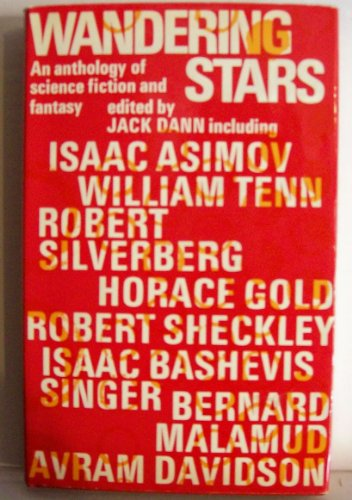 9780713001419: Wandering Stars: An Anthology of Jewish Fantasy and Science Fiction