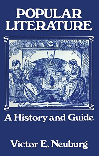 9780713001587: Popular Literature: A History and Guide