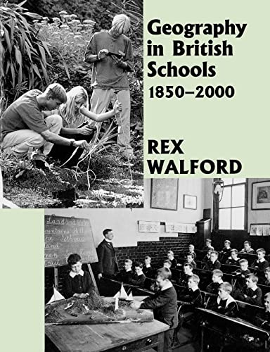 9780713040272: Geography in British Schools, 1885-2000: Making a World of Difference (Woburn Education Series)