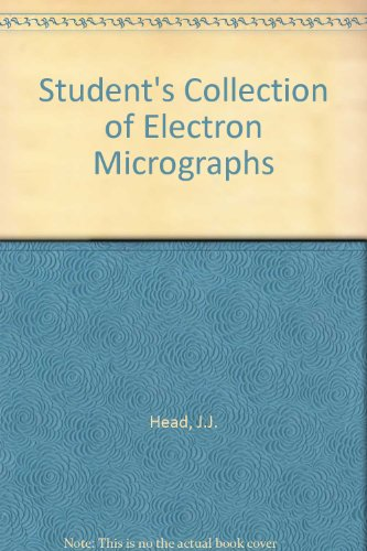 9780713100846: Student's Collection of Electron Micrographs